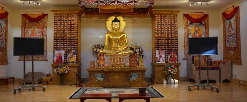 Meditation courses in London - Rigpa Tibetan Buddhist Meditation Centre