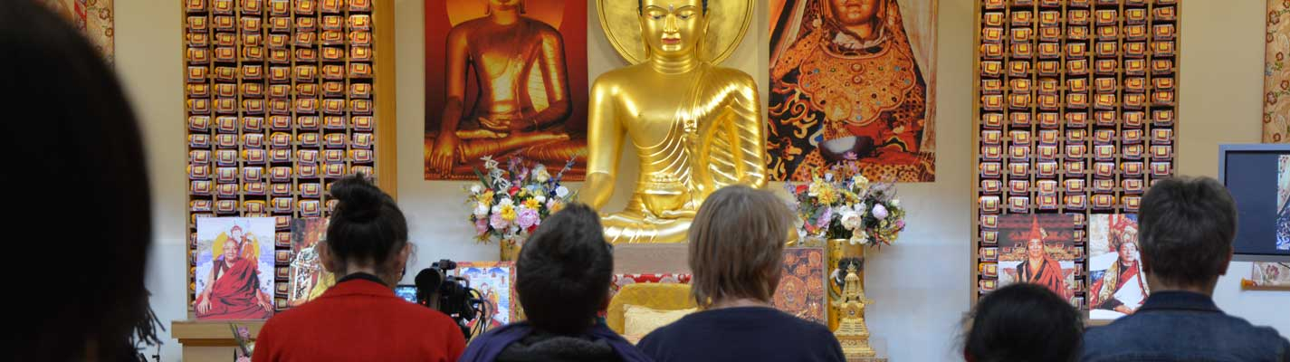 London Meditation | Rigpa London